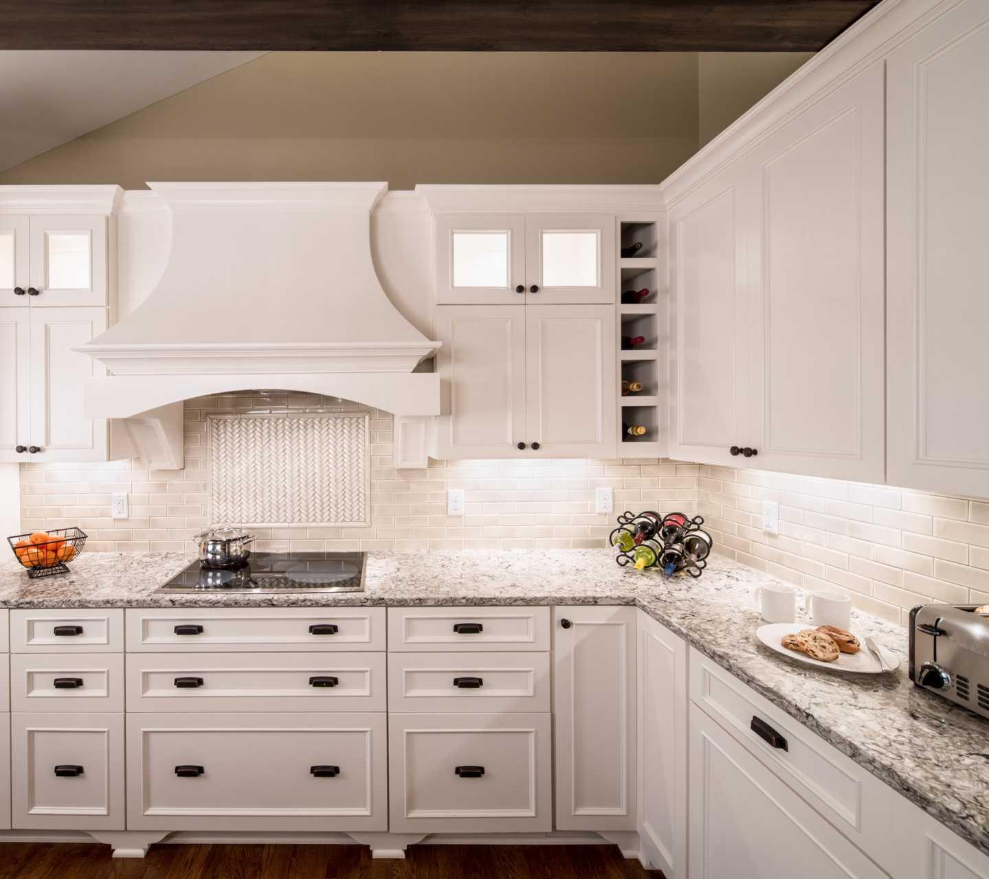 Dorado Surfaces on white granite kitchen, white kitchen counter material, white kitchen counter bar,
